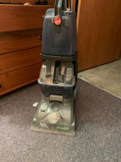 Hoover proffesional turbo carpet cleaner