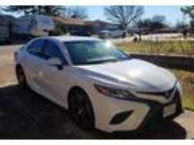 2018 Toyota Camry Sedan in Crowley, TX