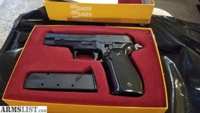 For Trade: West german p226 9mm