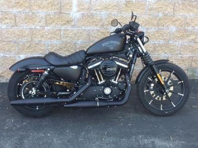 2017 Harley-Davidson IRON XL883N Sportster Iron