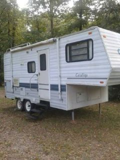 1995 Coachman Fifth Wheel