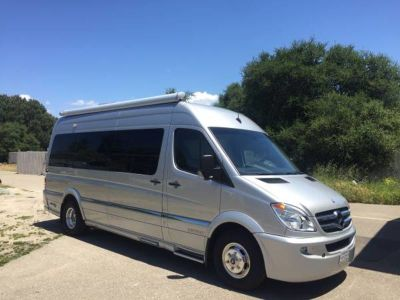 2013 Airstream Interstate 3500 Twin