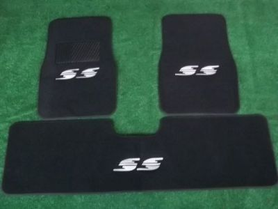 Sell SUPER SPORT IMPALA MONTE CARLO CAPRICE SS FLOOR MATS CARPETS CUSTOM EMBROIDERED motorcycle in Phoenix, Arizona, United States, for US $75.00