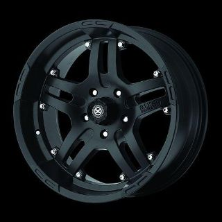 "Buy 17"" X 9"" AMERICAN RACING AX181 FORD EXPEDITION F-150 NAVIGATOR BLACK WHEELS RIMS motorcycle in Addison, Illinois, US, for US $629.00"