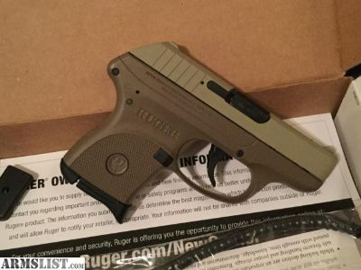 For Sale/Trade: Ruger LCP Factory Cerakote