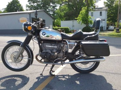 1972 BMW R75/5 Street / Supermoto Motorcycles Cape Girardeau, MO