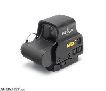 For Sale/Trade: eotech exps 3