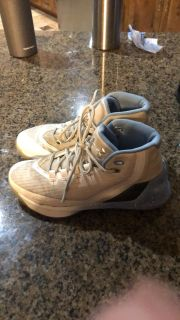 Steph Curry basketball shoes