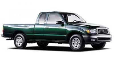 2003 Toyota Tacoma SR5 V6 (Gold)
