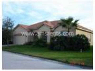 Beautiful 3/2.5 Home W/Office For Rent In Solivita ~55+ Community~
