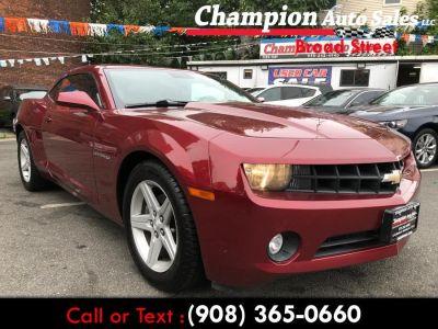2010 Chevrolet Camaro LT (Red Jewel Tintcoat)