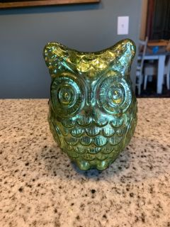 8 glass owl