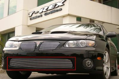 Buy T-Rex 04-06 Pontiac GTO Billet Grille Custom Aluminum Polished Grill 25165 motorcycle in Corona, California, US, for US $154.50