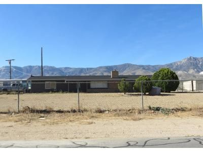 2 Bed 2 Bath Preforeclosure Property in Lucerne Valley, CA 92356 - Carson St