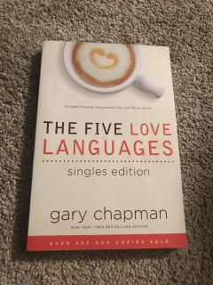 The 5 love languages single edition