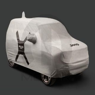 Sell 2015-2017 JEEP RENEGADE FULL CAR COVER PROTECTOR WITH LOGO OEM NEW MOPAR GENUINE motorcycle in Braintree, Massachusetts, United States, for US $230.00