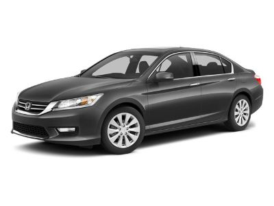 2014 Honda Accord EX (Modern Steel Metallic)