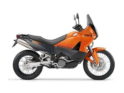 2008 KTM 990 Adventure Dual Purpose Motorcycles Orange, CA