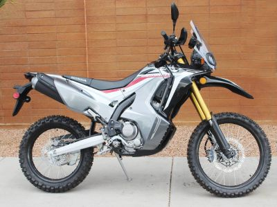 2018 Honda CRF250L Rally Dual Purpose Motorcycles Kingman, AZ
