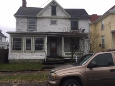 4 Bed 1 Bath Foreclosure Property in Uniontown, PA 15401 - Lawn Ave