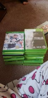 games for xbox 360, live and 1