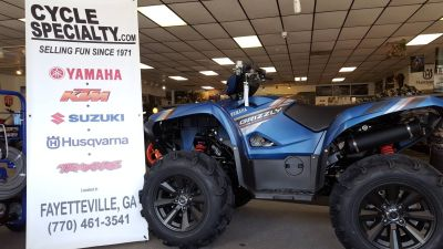 2019 Yamaha GRIZZLY 700 EPS SPECIAL EDITION ATV Sport Utility Fayetteville, GA