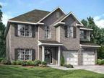 The Montclaire by Silverstone Communities: Plan to be Built