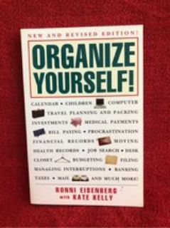 Book: Organize Yourself
