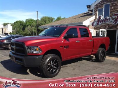 "2015 RAM 2500 4WD Crew Cab 149"" Tradesman (Agriculture Red)"