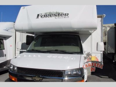 2013 Forest River Rv Forester 2501TS Chevy
