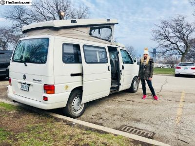 2002 Eurovan Full Camper Excellent Condition