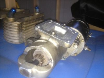 Find Aircraft Prestolite starter from O-360 Lyc engine 12 Volt motorcycle in Palm Harbor, Florida, US, for US $155.00