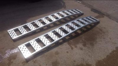 8ft aluminum ATV ramps