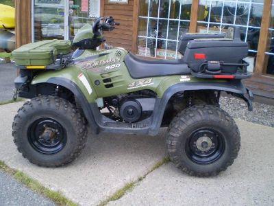 1999 Polaris Sportsman 500 ATV Off Road ATVs Lancaster, NH