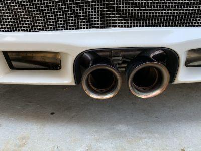 Fabspeed Maxflow performance exhaust system.