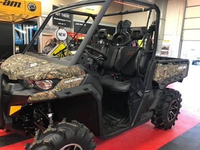 2018 Can-Am Defender X mr HD10 Side x Side Utility Vehicles Glasgow, KY