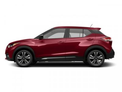 2018 Nissan Kicks SV (Cayenne Red)