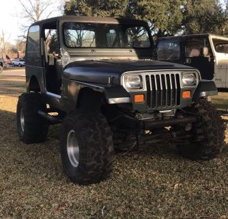 1987 YJ PROJECT