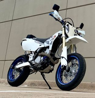 2017 Suzuki DR-Z400SM Supermoto Plano, TX