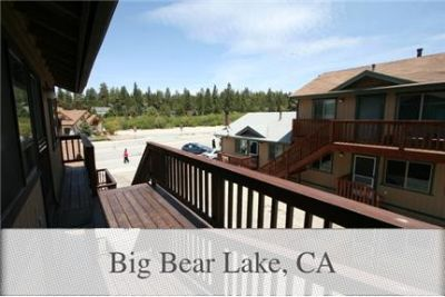 2 Spacious BR in Big Bear Lake. Parking Available!