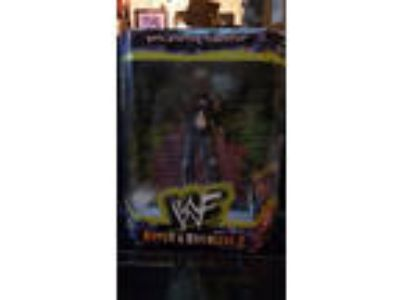 WWF Sable Ripped & Ruthless 2 Jakks Pacific Action Figure -