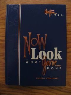Lake View High School 1996 yearbook
