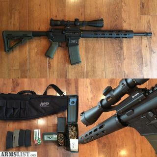 For Sale: Smith & Wesson M&P 15 Sport