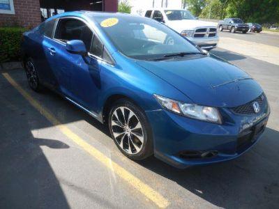 2013 Honda Civic Si (Dyno Blue Pearl)