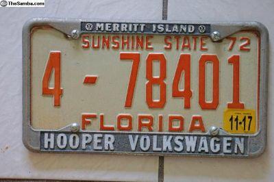 Hooper Volkswagen Dealership Frame Merritt Island,