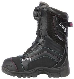 Find Divas Snow Gear Ladies Avid Black Technical Boa Closure Snowmobile Riding Boot motorcycle in Golden, Colorado, United States, for US $259.99