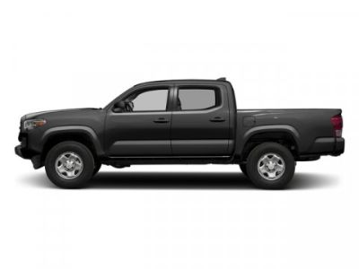 2018 Toyota Tacoma SR Double Cab 5' Bed I4 4x2 AT (Magnetic Gray Metallic)