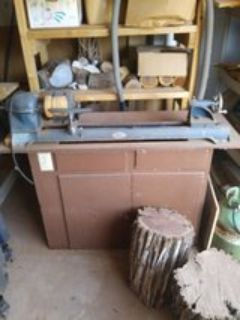 1938 Craftsman Wood Lathe