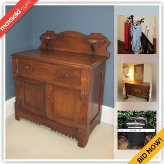 Washington Downsizing Online Auction -..