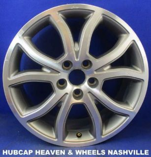Buy WHEEL 18X7-1/2 FITS 10 11 12 FUSION 10 SPOKE FACTORY OEM 3801 motorcycle in Nashville, Tennessee, United States, for US $100.00